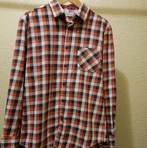 Five Four Flannel Size:XL